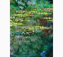 1904-Claude Monet-Le Bassin des Nympheas-87 x 91 Classic T-Shirt