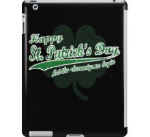 St Patrick's iPad Case/Skin