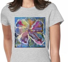 Flow Womens Fitted T-Shirt