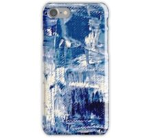 water and oil  iPhone Case/Skin