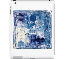 water and oil  iPad Case/Skin