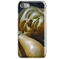 Sleeping Buddha iPhone Case/Skin