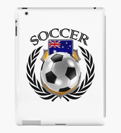 Australia Soccer 2016 Fan Gear iPad Case/Skin