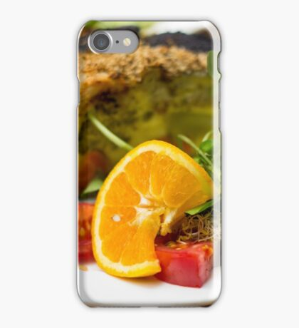 Delicious Lasagna - Food Photography iPhone Case/Skin
