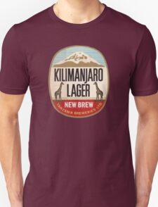 KILIMANJARO LAGER BEER T-Shirt