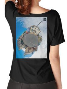 Kilcar Main Street - Sky Out Women's Relaxed Fit T-Shirt