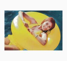 Yoon Bora In The Pool Kids Tee