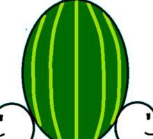 Piener Pal logo white Sticker