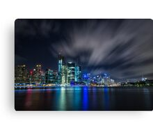 Sydney Skylight Canvas Print