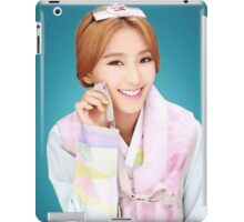 Bora Of Sistar iPad Case/Skin