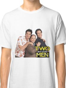 Two and a Half Men Classic T-Shirt