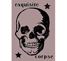 EXQUISITE CORPSE Photographic Print