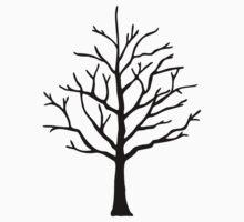 Tree One Piece - Long Sleeve