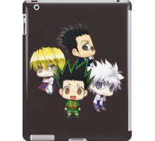 Team Hunter X Hunter iPad Case/Skin