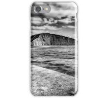 West Bay to Burton Bradstock iPhone Case/Skin