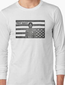 A$AP ROCKY Long Sleeve T-Shirt