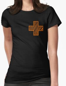 Plus Womens Fitted T-Shirt