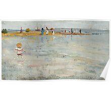 Charles Conder  - Ricketts Point, Beaumaris 1890 Poster