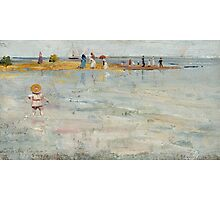 Charles Conder  - Ricketts Point, Beaumaris 1890 Seascape Marine Photographic Print