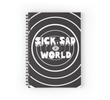 Daria- Sick, Sad World  Spiral Notebook