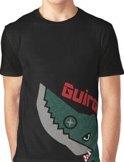 Guiron - Black Graphic T-Shirt