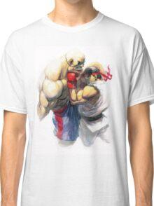 Ryu vs Sagat Classic T-Shirt