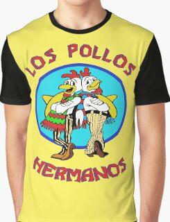 Los Pollos Hermanos Graphic T-Shirt