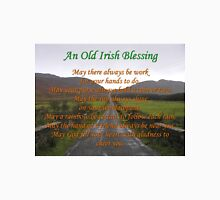 Old Irish Blessing #3 Unisex T-Shirt