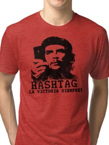 ✪ HASHTAG LA VICTORIA! ✪ Tri-blend T-Shirt