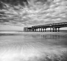 Big Sky at The Pier  by Marcus Walters