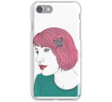 Pinkhair iPhone Case/Skin
