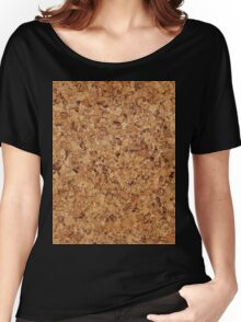 Cork Women's Relaxed Fit T-Shirt
