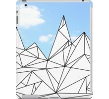 Ice Hills iPad Case/Skin