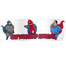 Super Hero - Supersize Poster