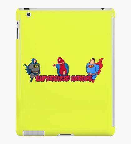 Super Hero - Supersize iPad Case/Skin