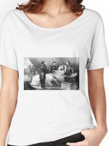 Death of Stonewall Jackson - 1872 Women's Relaxed Fit T-Shirt