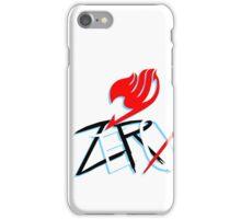 Fairy Tail - Zero iPhone Case/Skin
