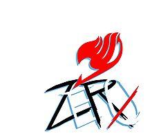 Fairy Tail - Zero Photographic Print