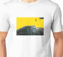 HongKong - des Voeux Road - Central - HSBC - Architectural Shades Unisex T-Shirt