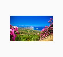 Landscape in Crete Unisex T-Shirt