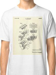 Lego Toy Building Brick-1961 Classic T-Shirt