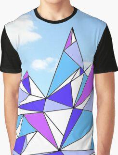 Happy Hills Graphic T-Shirt