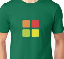 Color - BitGen Remix Unisex T-Shirt