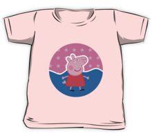 Peppa Pig Stamp Kids Tee