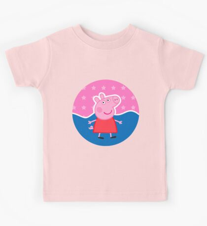 Peppa Pig Stamp Kids Tee