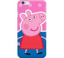 Peppa Pig Stamp iPhone Case/Skin