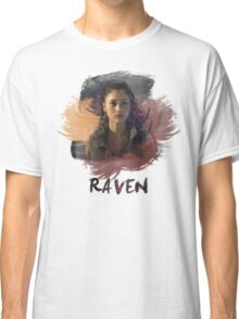 Raven - The 100 -  Brush Classic T-Shirt