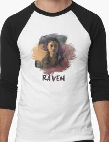 Raven - The 100 -  Brush Men's Baseball ¾ T-Shirt