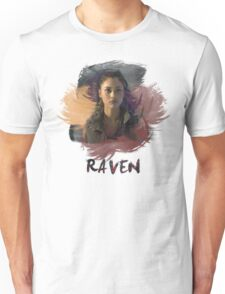 Raven - The 100 -  Brush Unisex T-Shirt