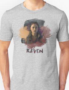 Raven - The 100 -  Brush T-Shirt